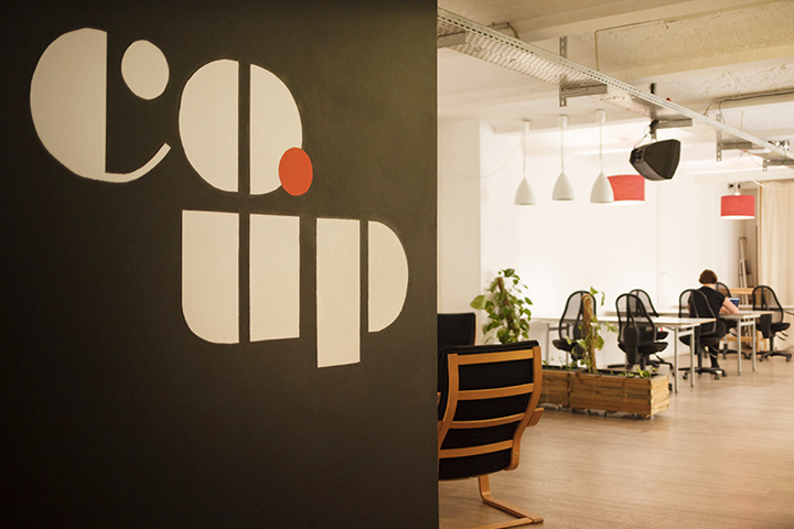 Coworking Space: co.up coworking