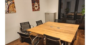 Coworking Spaces - Typ: Coworking Space - Salzburg - space-time.at