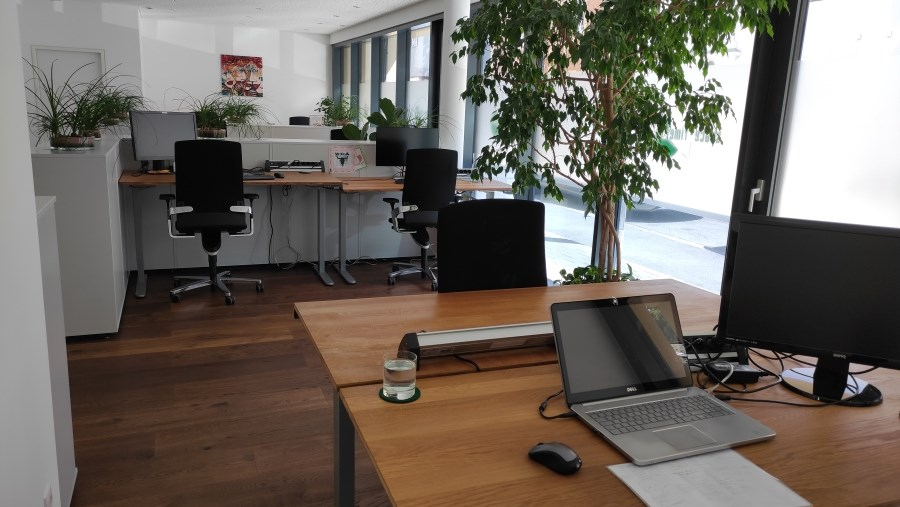 Coworking Space: Arbeitsbereich - space-time.at