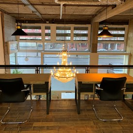 Coworking Space: Resident Desk - Workvision GmbH