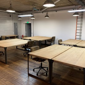 Coworking Space: Flexible Desks - Workvision GmbH