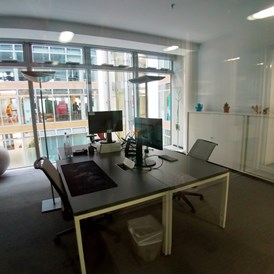 Coworking Space: 4er office available: 1600 EUR/month (all inclusive!) - TechCode - Global Innovation Eco-System