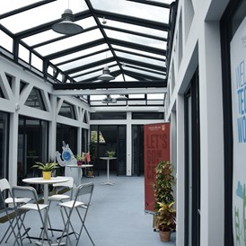 Coworking Space: light-filled Eventspace - TechCode Potsdam