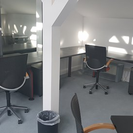 Coworking Space: maybe our new Office - TechCode Potsdam