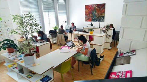 Coworking Space: Convo Coworking