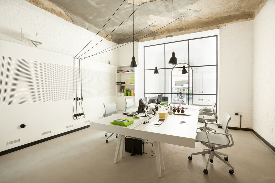 Coworking Space: ZIMMER Working in Concept