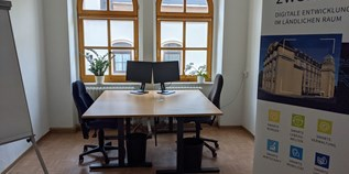 Coworking Spaces - Typ: Shared Office - Zwönitz - Bergstadtbüro