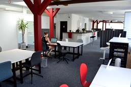 Coworking Space - CoWorkBude14