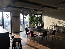 Coworking Spaces - Bodensee - Bregenzer Wald - CAMPUS V Coworking