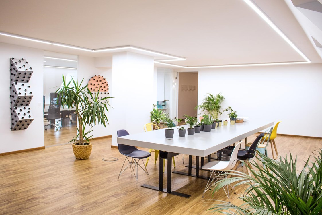 Coworking Space: Meeting Space - THE BENCH