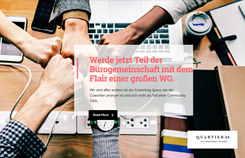 Coworking Spaces - Zugang 24/7 - Hamburg-Umland - Quartier 86