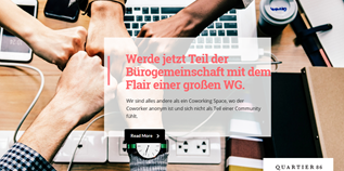 Coworking Spaces - Zugang 24/7 - Hamburg - Quartier 86