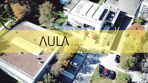 Coworking Spaces: AULA x space - Coworking Space Graz