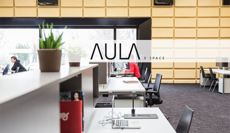 Coworking Space: Working Area - AULA x space - Coworking Space Graz