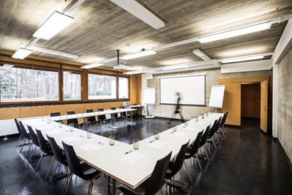 Coworking Space: Meeting Raum - AULA x space - Coworking Space Graz