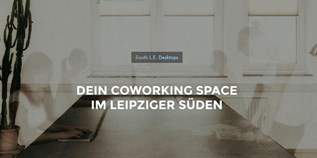 Coworking Spaces - Sachsen-Anhalt - South L.E. Desktops