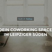 Coworking Space - South L.E. Desktops