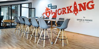 Coworking Spaces - Zugang 24/7 - OFFICE & FRIENDS