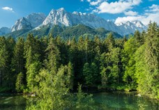 Coworking Spaces - Zugspitze - Lakeview Office