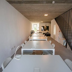 Coworking Space: CoWorking Open Space im EG