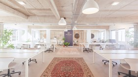 Coworking Spaces - Typ: Shared Office - Deutschland - collective.ruhr