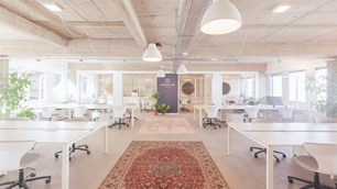 Coworking Spaces: colelctive.ruhr Coworking Space - collective.ruhr