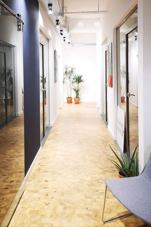 Coworking Space: collective.ruhr Coworking Space - collective.ruhr
