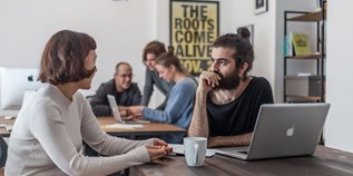 Coworking Spaces - Berlin-Stadt Prenzlauer Berg - AT-Space coworking