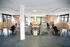 Coworking Spaces - Typ: Shared Office - Oberbayern - B1 Coworking GaPa