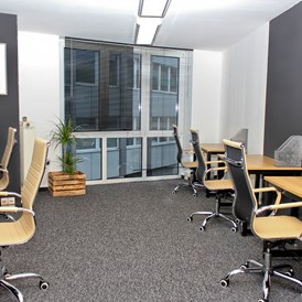 Coworking Space: NB Business Center