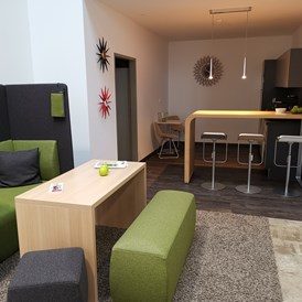Coworking Space: Küche - W4-COWORK
