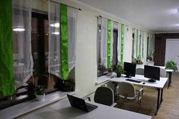 Coworking Space: Coworking we.space