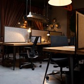 Coworking Space - CO-WORKING STAYTION