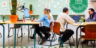 Coworking Spaces - Treibhaus Coworking