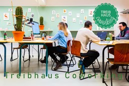 Coworking Spaces: Treibhaus Coworking