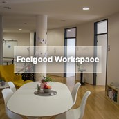 Coworking Space - Feelgood Workspace