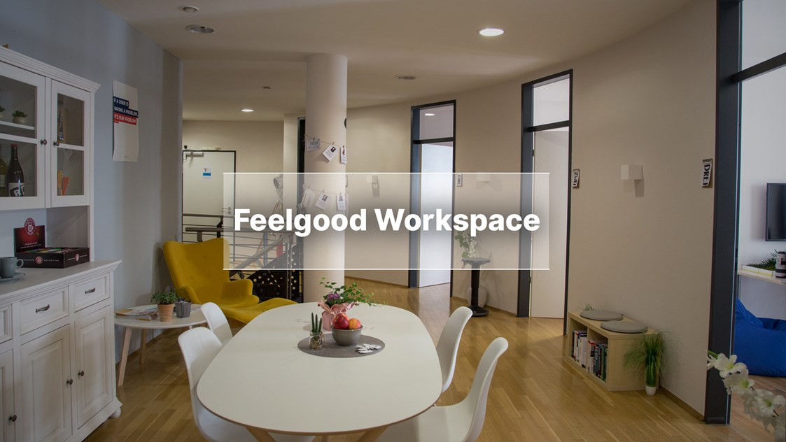 Coworking Space: Feelgood Workspace - Feelgood Workspace