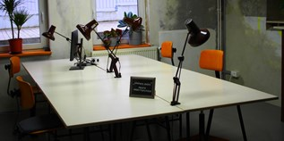 Coworking Spaces - Typ: Shared Office - Thüringen - Leuchtturm Jena