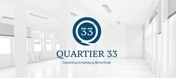 Coworking Spaces - Typ: Shared Office - Deutschland - Quartier 33 | Coworking in Hamburg Winterhude