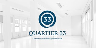 Coworking Spaces - Typ: Bürogemeinschaft - Hamburg-Stadt - Quartier 33 | Coworking in Hamburg Winterhude