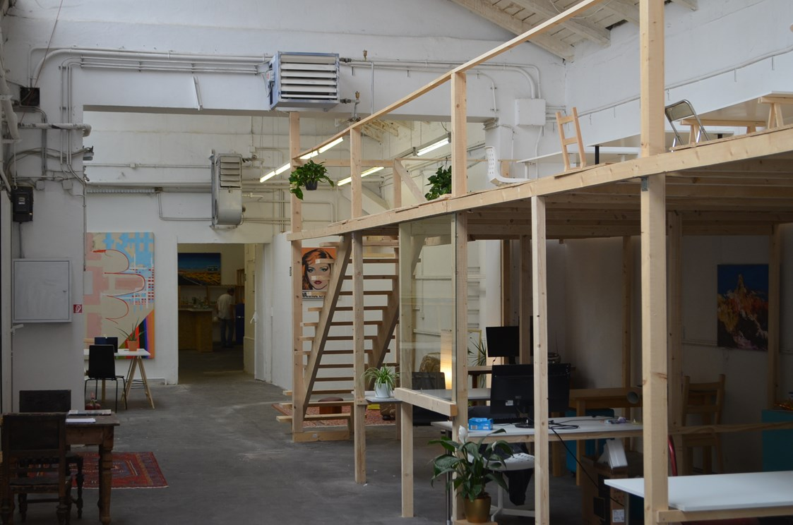 Coworking Space: woho space