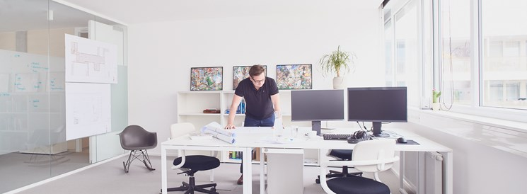Coworking Space: WORKSPACE Wels: Büro / Private Office im Coworking Space - WORKSPACE Wels
