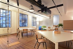 Coworking Space - X-O Coworking
