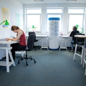 Coworking Spaces: Co-working Space Waren (Müritz) WMSE GmbH