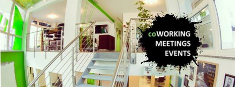 Coworking Space - Coworld Coworking Space
