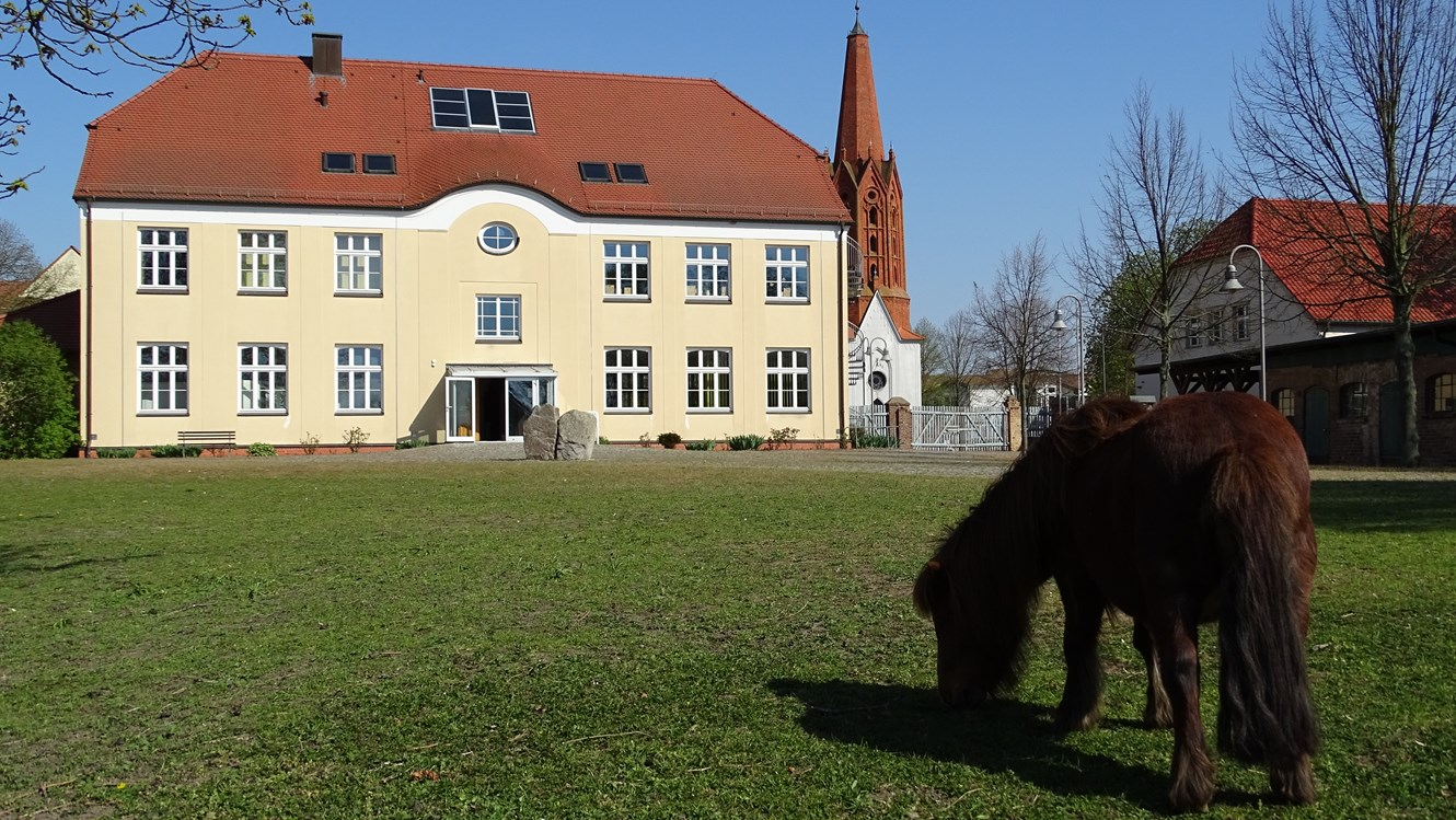 Coworking Space: Coworking Oderbruch-Alte Schule Letschin