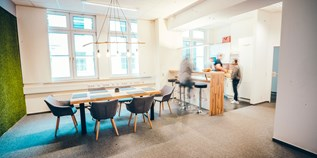 Coworking Spaces - Typ: Shared Office - Baden-Württemberg - keplerspace__ Heilbronn