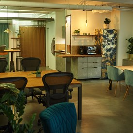 Coworking Space: Open Space - Velvet Space