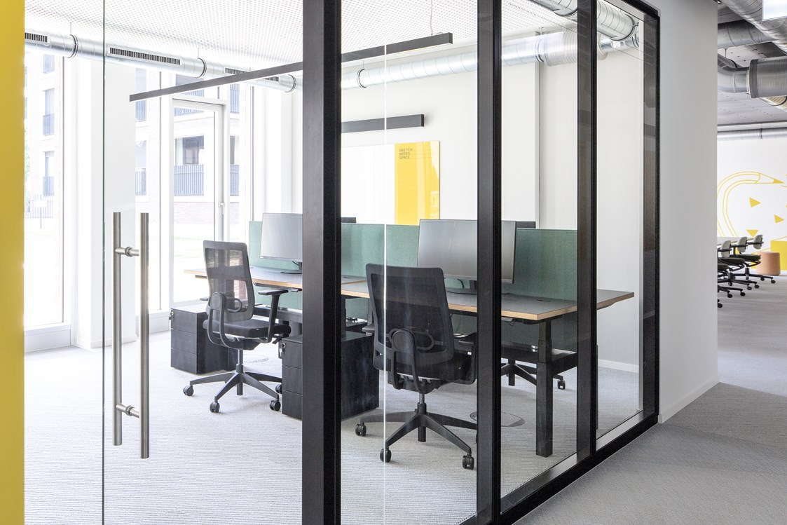 Coworking Space: PRIVATE OFFICE im Code Working Space - Code Working Space