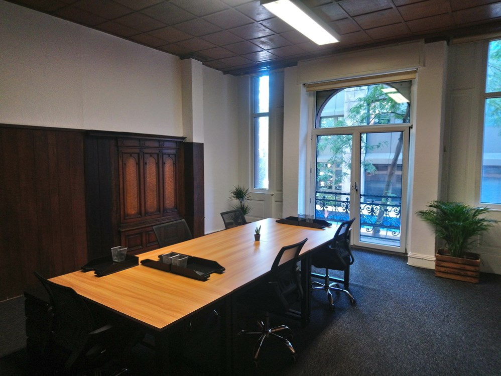Coworking Space: Coworking Space Worms - NB Business Center